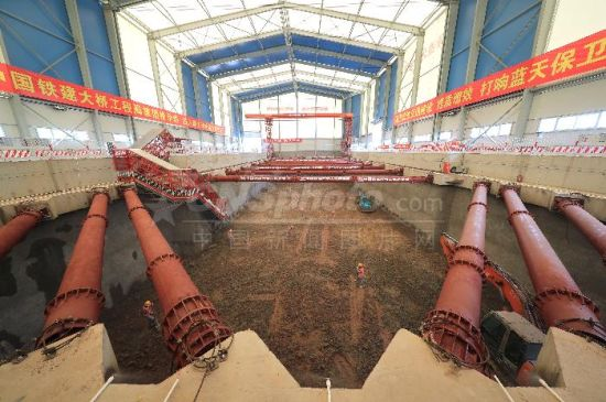 北京轨道交通建设首次应用膜结构建筑