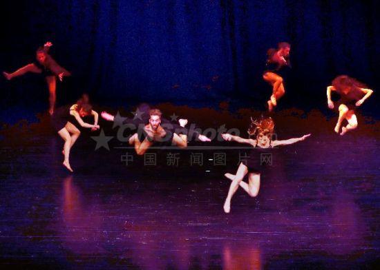 意大利舞蹈诗《天地人・乡愁》北京上演