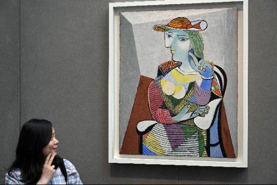《畢加索——一位天才的誕生》在北京開展