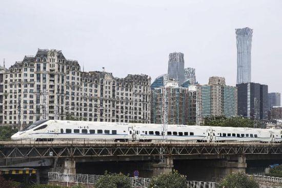 中国铁路部门公布进出北京地区列车免费退票措施